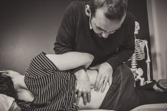 Philippe Houde manipulation physiothérapie
